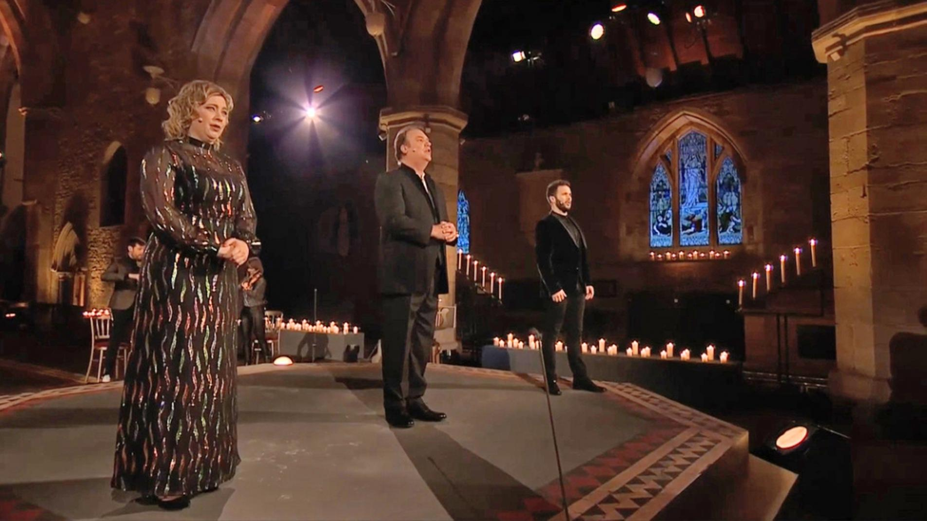Sir Bryn Terfel concert at Brecon Cathedral copyright The Metropolitan Opera